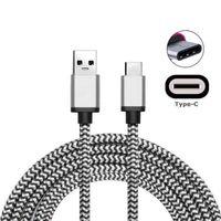 xperia usb-kabel großhandel-USB Typ C Kabel Für Sony Xperia L1 L2 XA1 XA2 Ultra XZ2 Premium XZ1 XZ3 XZS Schnellladekabel für Sync-Daten Typ C