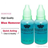 Wholesale adhesive tape remover resale online - 2PCS bottle OZ ml double sides tape glue bond adhesive remover