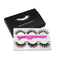 2f293fb9fbd Wholesale cruelty free for sale - Group buy 5D Handmade Reusable Eyelashes  Faux Mink Eyelashes Natural