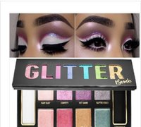 Wholesale beauty cosmetics sale for sale - Group buy Dropshipping Hot Sale Glitter Bomb eye shadow palette beauty colors makeups cosmetics eyeshadow Highlighter blush palette