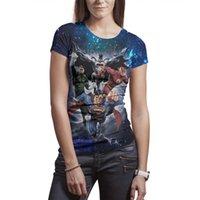 chemises superman super achat en gros de-Ms design impression Superman Batman Flash Green Lantern impression t-shirt blanc shirt graphique faire des amis chemises hip hop t-shirt s