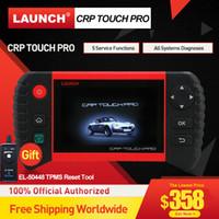 диагностический инструмент pro оптовых-Запуск Creader CRP Touch Pro Регенерация 5 obd2 Сканер диагностический инструмент Полная система WiFi Auto Code Reader Diagnotic Сканер DPF