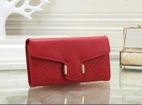 en iyi mesajlar toptan satış-En çok satan debriyaj çanta kadın lüks cüzdan çanta tasarımcısı tasarım cüzdan yüksek kalite kadın mesaj çantası ücretsiz kargo