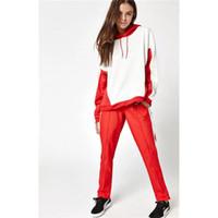 be47dd03f9c Wholesale plus size tracksuits online - Women s Sport Suits New Brand  Tracksuit Women Designer Sweatshirt