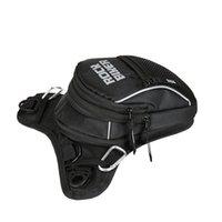 caja del teléfono de rock al por mayor-Rock Biker Nuevo Impermeable Oxford Motocicleta Pierna Bolsa de Cintura Bolsos Top Case Motocross Riding Road Phone Bags Pesca Deportiva Al Aire Libre