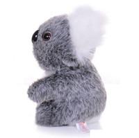 koala bebekleri toptan satış-Koala Peluş Oyuncak Bebek Koala Bear Peluş Oyuncak Güzel AU Koala Bear Bebek Bebek Oyuncakları Çocuk Eğitici Oyuncaklar