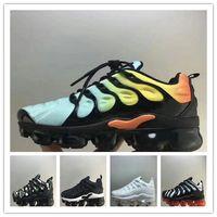 ingrosso scarpe da ginnastica-2019 Kids TN Plus Designer Sport Running Scarpe per bambini Boy Girls Scarpe da ginnastica Tn Sneakers Classic Outdoor Toddle