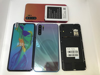 Wholesale chinese smartphone hdc resale online - 6 inch Goophone HDC P30 Pro GB Ram GB ROM Quad Core MT6580P Cellphone Dual sim Unlocked smartphone with sealed box