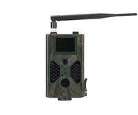 juegos de cam al por mayor-Cámara Suntekcam 4G MMS Trail Cámara de caza HC330LTE 16MP 1080P Correo electrónico SMS Infrarrojo IR Juego salvaje Trampa fotográfica Cámara de vida silvestre