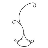 Wholesale floor vase lighting resale online - Practical Stand Light Weight Glass Bauble Holder Vase hooks Iron Bracket Desktop Fabala Indoor And Outdoor