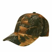 eski ordu şapkaları toptan satış-Erkek Ordu Camo Beyzbol Şapkası Casquette Kamuflaj Şapka Erkekler Için Serin Bağbozumu Kap Kadınlar Boş Çöl Camo Şapka