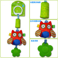 Wholesale wind chime kids resale online - Baby Early Educational Toys New Infant Mobile Baby Plush Toy Bed Wind Chimes Rattles Bell Toy Stroller for Newborn Kids Learning Toy