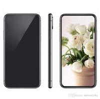 4g lte fall großhandel-Goophone XS MAX X PLUS 6,5 Zoll Unterstützung Wireless Ladegerät Smartphones 1G 16G Zeigen gefälschte 4G LTE entriegelt