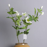 Wholesale arts factories for sale - Group buy Factory simulation passionflower spun silk flower home office decoration immortal flower simulation plant art