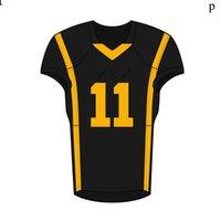 футбольные бутсы оптовых-2020 Регби Американский футбол одежда Young Team Jersey25