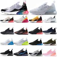 ingrosso scarpe da ginnastica gialle per gli uomini-2019 270 Scarpe da ginnastica sneaker ammortizzatore 27c Trainer fuoristrada Star Iron Sprite 3M CNY Uomo generale da uomo donna 36-45 con box