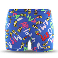 dc072add46 Cartoon Kids Children Boys Swim Beach Swimming Wear Bathing Suit Boxer  Shorts Trunks Briefs Pants Beachwear Swimwear Swimsuit