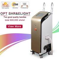 ingrosso tecnologia dei capelli-macchine laser per la depilazione di ipl beauty equipment opt shr + elight 2 technology macchina per la depilazione multifunzione elight