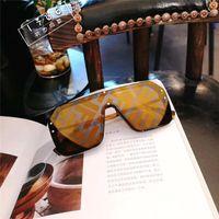ingrosso accessori di moda di qualità-Home Moda Accessori Occhiali da sole Dettagli sul prodotto all'ingrosso di fabbrica di alta qualità 51mm metà telaio designer club occhiali da sole Womens Mens m
