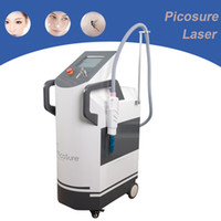 Wholesale touch screen laser tattoo removal machine for sale - Group buy picosure laser Q Switch ND Yag Laser Tattoo Removal Machine Touch Screen mj Eyebrow Cleaning Freckle Spots Removal machine