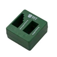 Wholesale bst tools resale online - BST in Green Fast Screwdriver Magnetic Hand Tool Mini Magnetizer Demagnetizer Degausser Tool For Phone