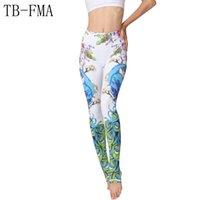одежда йоги высокого качества оптовых-женские брюки спорт тренажерный зал леггинсы йога брюки женская спортивная одежда фитнес йога высококачественные ткани спортивная одежда дышащие колготки #808718