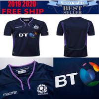 ingrosso scozia case-2019 2020 Scotland rugby Maglie casa NRL National League r shirt nrl 19 20 camicie