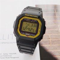 medidor hombre al por mayor-G-5600 relojes deportivos 200 metros cronómetro a prueba de agua moda hombres de lujo Relojes deportivos al aire libre Reloj de lujo Relogio