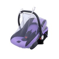 Wholesale crib accessories resale online - Newborn Baby Mini Care Crib Seat Mosquito Net Infant Toddler Curtain Car Seat Insect Netting Canopy Cover Stroller Accessories