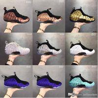 baskets de basket-ball achat en gros de-Boutique Casual AirFoamposite Pro Basketball Cheap Mens 2019 chaussures nouvelle arrivée en ligne baskets magasin de chaussures avec livraison rapide gratuite en ligne