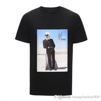 estilos de ropa para hombres al por mayor-20ss Diseñador FD Rock Style Summer Men Designer T shirt Marca de ropa de moda camisetas Mujer T-shirt de alta calidad Hip Hop Tees
