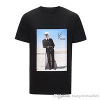 одежда в стиле рок-стиля оптовых-20ss Дизайнер FD Rock Style Лето Мужчины Дизайнер футболка Марка одежды модные футболки Женщины Футболка высокого качества Хип-Хоп Тройники