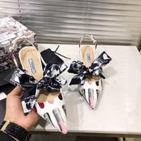 sandalias italianas mujeres al por mayor-Sandalias de las señoras del verano zapatos de tacón alto marca italiana acentuado de charol moda mujer zapatos casuales envío gratis 35-40 tamaño alto 5.5 cm 4541