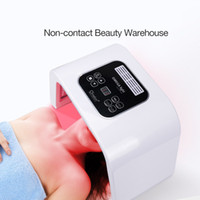 Wholesale facial beauty equipment for sale - Group buy 7 Light LED Facial Mask PDT Light For Skin Therapy Beauty machine For Face Skin Rejuvenation salon beauty equipment
