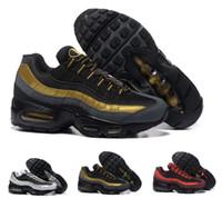Venta al por mayor de Nuevas Zapatillas De Oro Negro Otoño