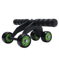 Wholesale roller abdominal exercise for sale - Group buy Abdominal Roller Wheel Exercise Ergonomic Ab Workout Wheels Muscle Training Equipment For Home Gym Fitness Supplies