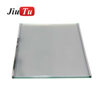 Wholesale oca optical adhesive resale online - 50pcs um Optical Clear Adhesive OCA film Glue Sticker for iPad inch OCA laminator