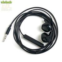 micrófono de buena calidad al por mayor-Buena calidad original de patente de sonido Bass Auricular In-Ear Auricular deportivo con micrófono para Xiaomi huawei iPhone Samsung Headset MP3 500pcs