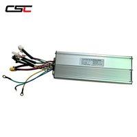36V-72V 1000W-2000W Sine Wave Intelligent 45A Controller For eBike Electric Bike