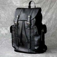 bolsa grande de equipaje negro al por mayor-ang recorrido de la manera diseñador de los bolsos de lujo de Nueva mochila de mano de gran capacidad, los hombres de hombro del embarque de equipaje Viajar Negro Mochilas