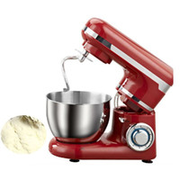 Wholesale use mixer resale online - Commercial and household Stainless Steel Housing L Home Dough MIxer lowest price dough mixer for home use