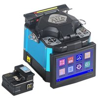 In Low Price Of Easy Operating Fusion Splicer English Version Single Fiber Welding Machine T60 Superior Quality