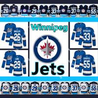 0bdbead39 Wholesale byfuglien jersey for sale - Group buy Men Winnipeg Jets Jersey  Blake Wheeler Patrik Laine