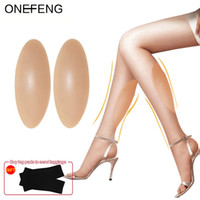 2019 Hot Sale Silicone Leg Onlays Body Beauty Soft Pad Correction of Leg Type Conceal Weaknesses Factory Direct Selling