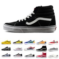 e27b8a62df Wholesale god body online - Fashion YACHT CLUB Vans old skool FEAR OF GOD  black white