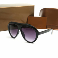 Wholesale popular fashion trends for sale - Group buy Fashion designer sunglasses for mens and women simple popular eyewear classic pilot frame avant garde personality trend outdoor style