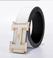 Wholesale brand crocodile belt for men resale online - 2019 Fashionp9 crocodile belt buckle slivery brand designer mens belt luxury high quality belts for men Jeans pants genuine leather belts