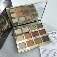 Wholesale In stock High performance naturals Tartelette toasted in Bloom Clay Palette Colors Eye Shadow High Performance Naturals