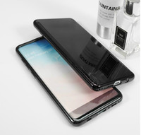 Wholesale clone phones dual cameras india resale online - Android phone S10 Clone quot max Punch hole Full Screen HD Curved D Glass G LTE Octa Core MP earphones