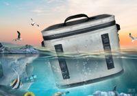 isolierung für autos großhandel-OEM Outdoor Camping Mittagessen Isolierung Paket Reisen drahtlose Auto Kühlschrank Eisbeutel Inkubator